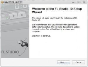 Instal FL Studio