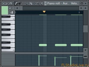 Pianoroll