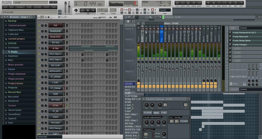 Mixer Presets In Fl Studio - mnogosoftalex9r