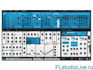 Скачать VST инструмент — FXpansion Tremor v1.0.0 для FL Studio