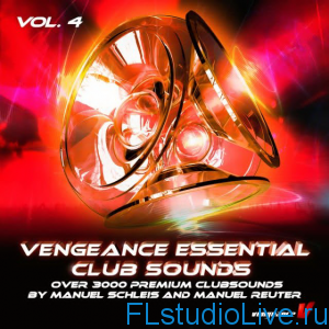 Cкачать сэмплы - Vengeance Essential Clubsounds Vol.4 для FL Studio