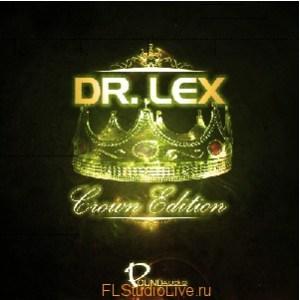 пакет лупов Pound Audio - Dr Lex Crown Edition - для FLStudio