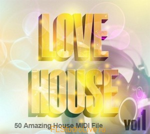 D&M Samples Love House Vol 1 MIDI