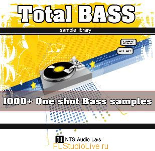 NTS Audio Labs - Total Bass