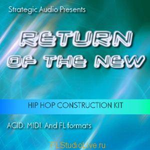 Комплект лупов и сэмплов Strategic Audio - Return of The New для FL Studio