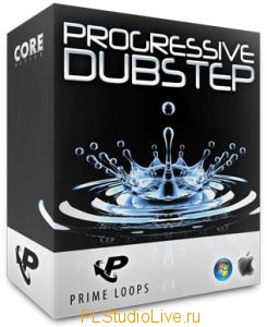Сэмплы Prime Loops Progressive Dubstep - скачать сэмплы бесплатно