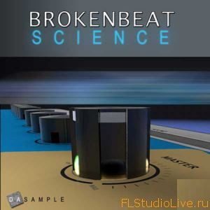 Скачать сэмплы для FL Studio Dasample Brokenbeat Science