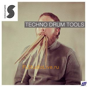Библиотека сэмплов и лупов для FL Studio Samplephonics Techno Drum Tools