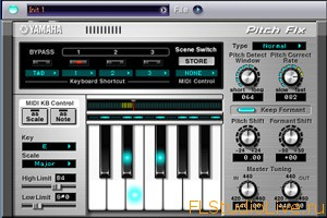 YAMAHA Pitch Fix v1.0.3