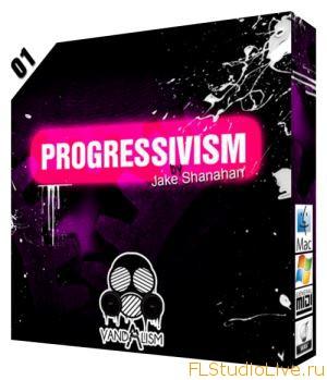 Скачать сэмплы для FL Studio Vandalism Progressivism
