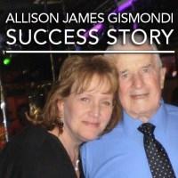 Low Carb Keto Success Stories - Allison James Gismondi