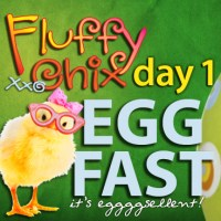 Egg Fast - 08.18.14 - Featuring Quick Keto Egg Drop Soup