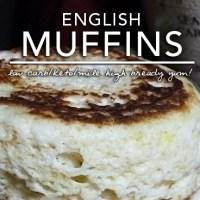 Mile High Keto English Muffins - Low Carb & Keto-licious!