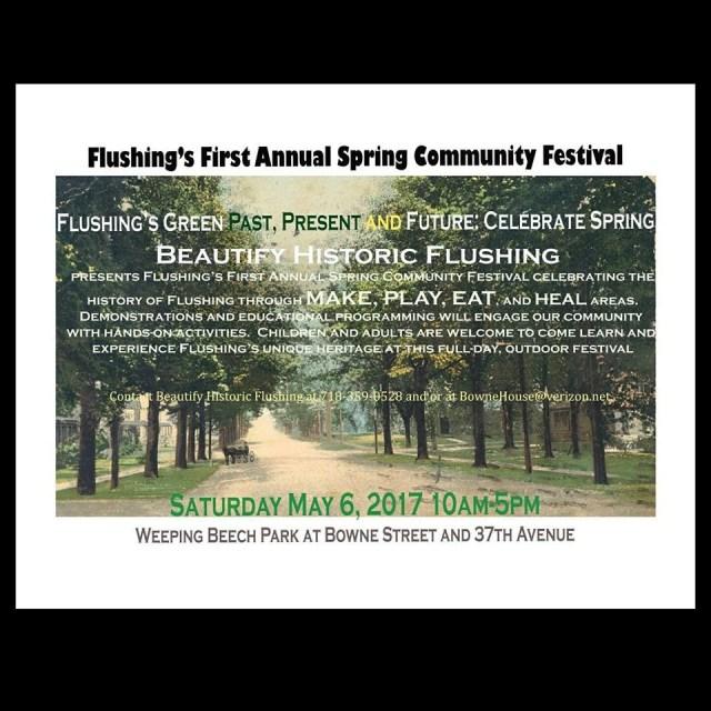 Flushingspringcommunityfestival