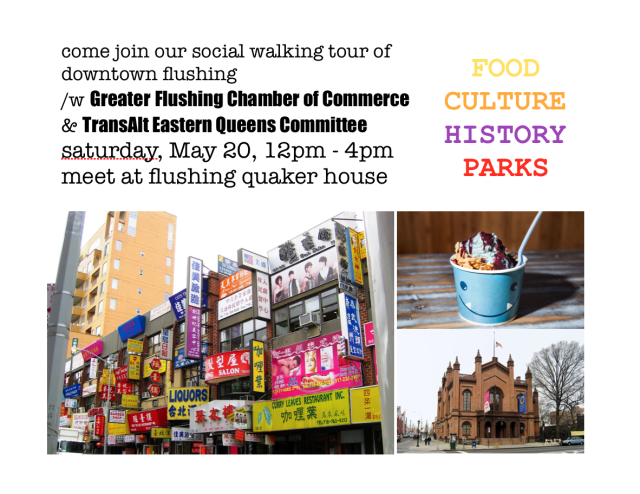GFCC + TAQC Downtown Flushing Walking Tour