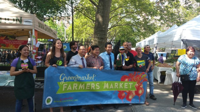 Green Market 2017