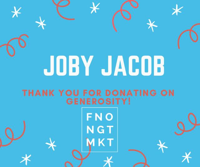 Joby Jacob
