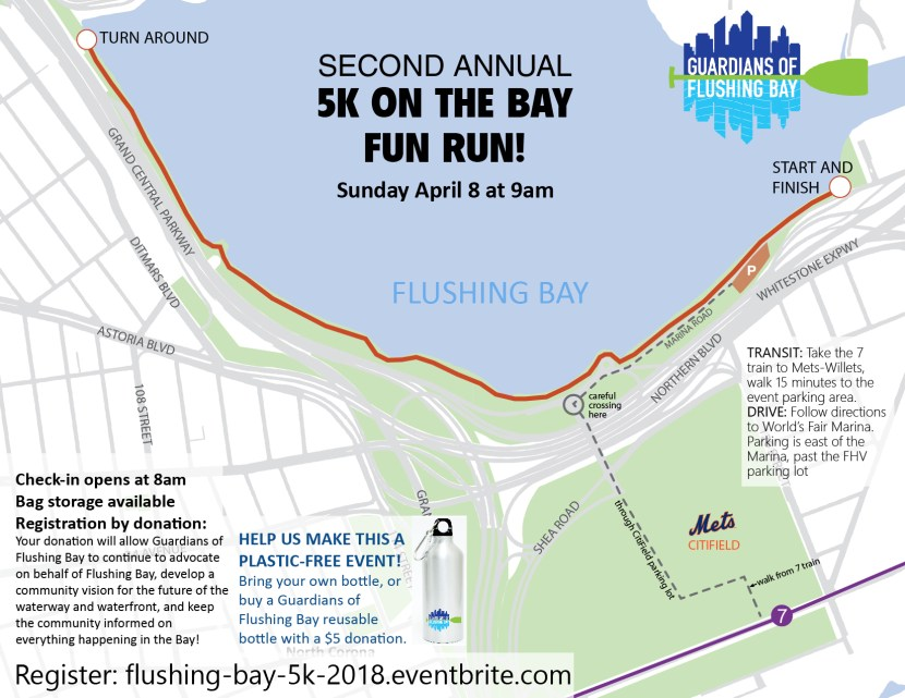 Fun Run flier 2018