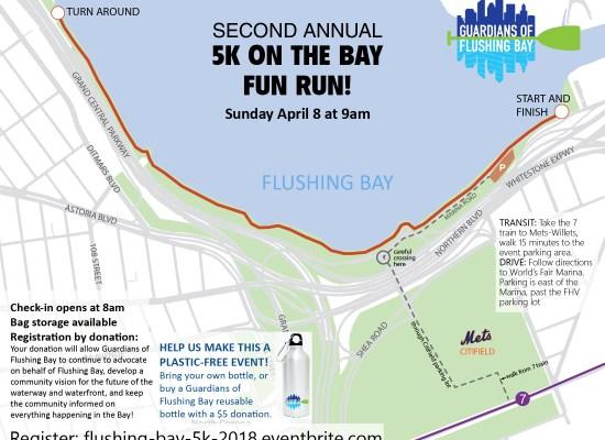 Fun Run flier 2018