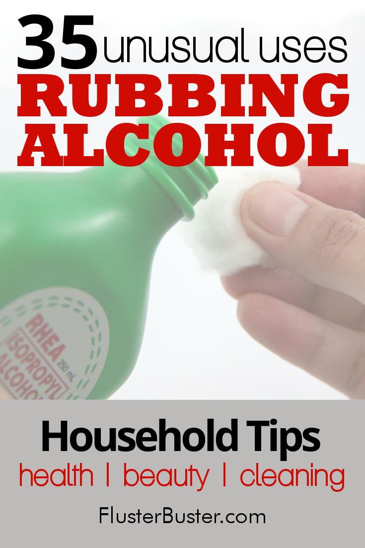 Fullsize Of Rubbing Alcohol In Ear