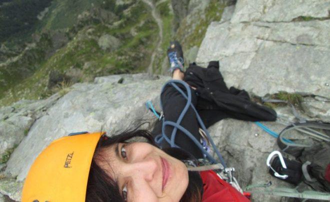 Cunoaște comunitatea cățărătorilor: Irina Goia