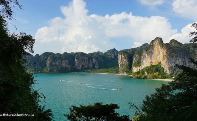 Ton Sai, paradisul cățărătorilor în Thailanda