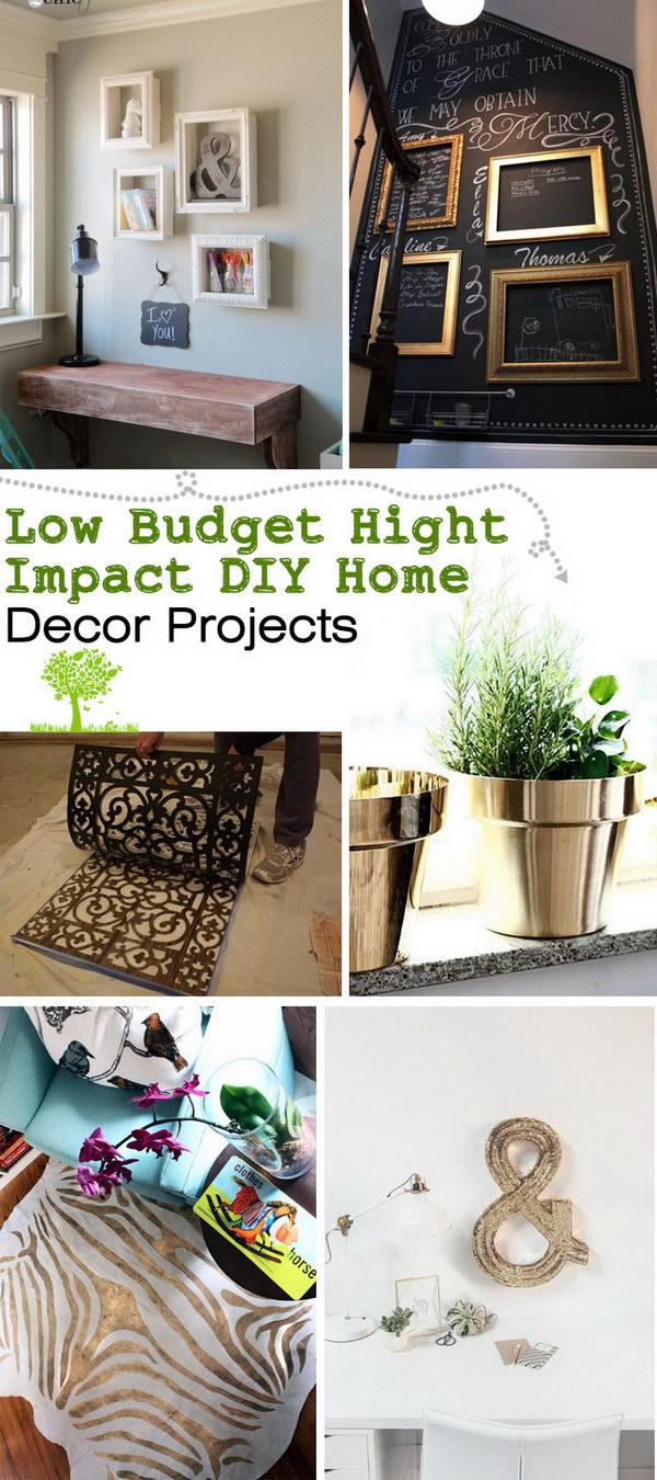 Large Of Diy Home Decor Crafts