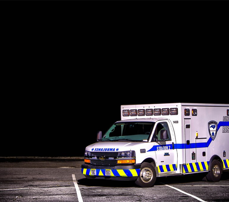 A Call to 911: How Last Night's Dinner Ended with an Ambulance