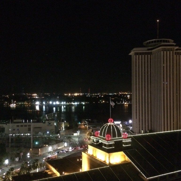 Hotel Lounge Review: Windsor Court in New Orleans