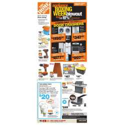 Small Crop Of Home Depot Cyber Monday