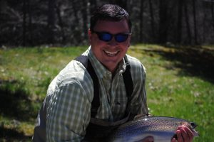 Eugene Shuler, Fly Fishing the Smokies, Fly Fishing Masters, OLN Fly Fishing Masters, Guide, Smoky Mountain Fly Fishing Guide