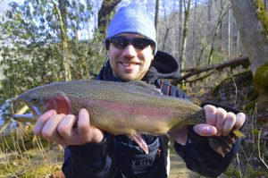 Fly Fishing the Smokies, Cherokee Trout Fishing Guides, The Best Guides in Cherokee