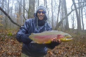 Fly Fishing the Smokies, Cherokee Fly Fishing Guides for Trout,