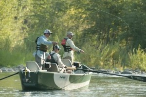Float Trips Fly Fishing and Spin Fishing Tuckasegee River Little Tennessee River Fishing Guides