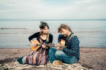 Folk music harmonies from Fly Yeti Fly