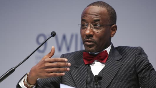Lamido Sanusi, former governor of Nigeria's central bank.