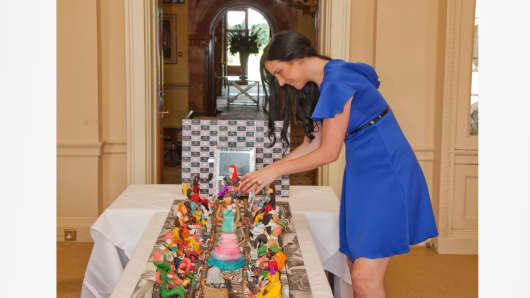Debbie Wingham's $74 million cake