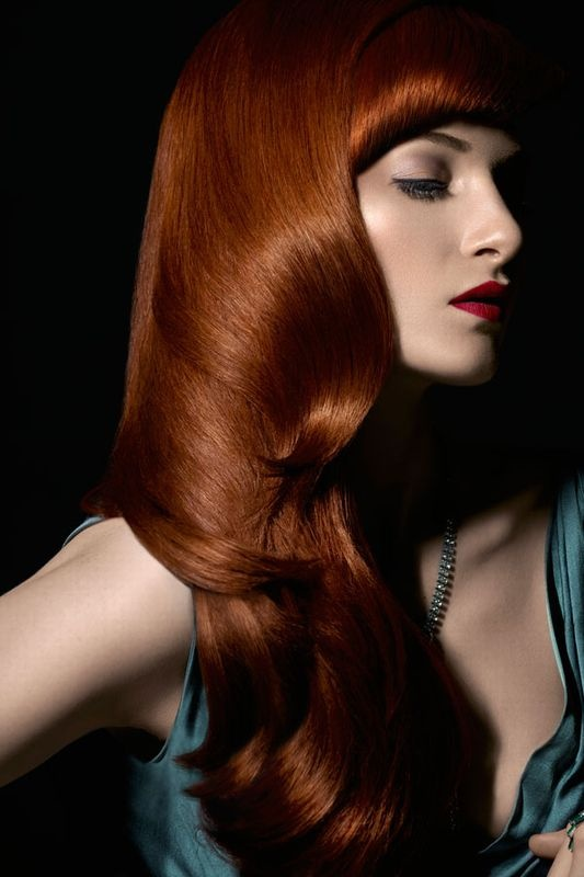 How To Make Red Hair Brighter Naturally