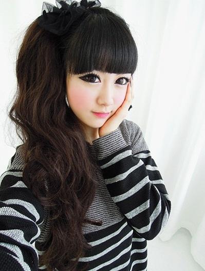 The 5 Best Korean Hairstyles For Long Hair Fmag Com