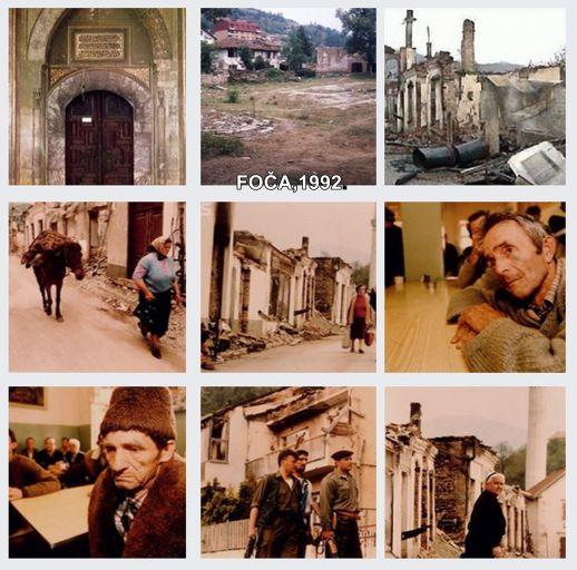 Foča 1992. - 1995.