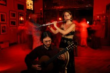 Folias Live at the milonga