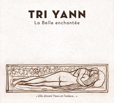 """Jean Chocun des TRI YANN nous parle de """"La Belle Enchantée"""" dans """"Fous de Folk"""""""