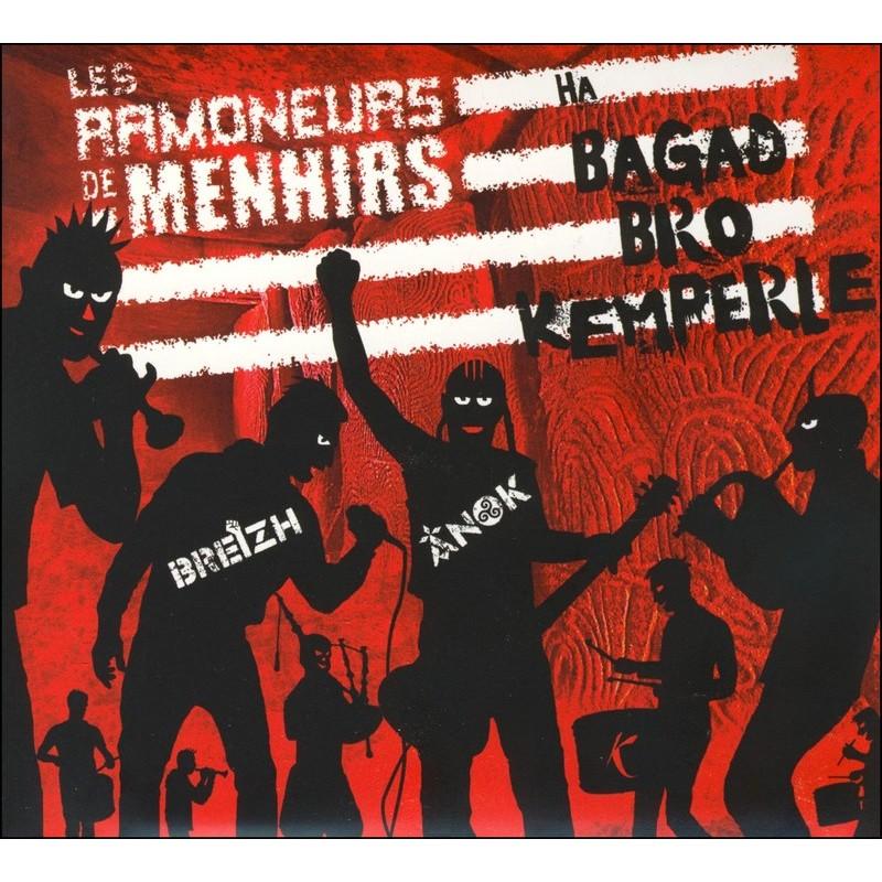 Nouvel album des RAMONEURS, et un concert sur arte !