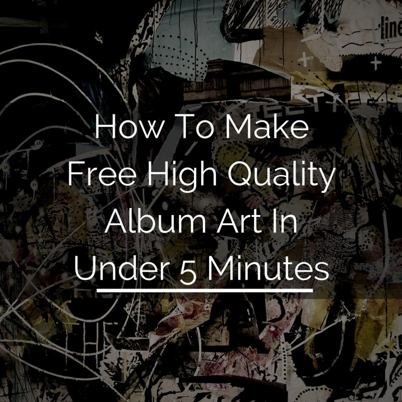 Large Of How To Make An Album Cover