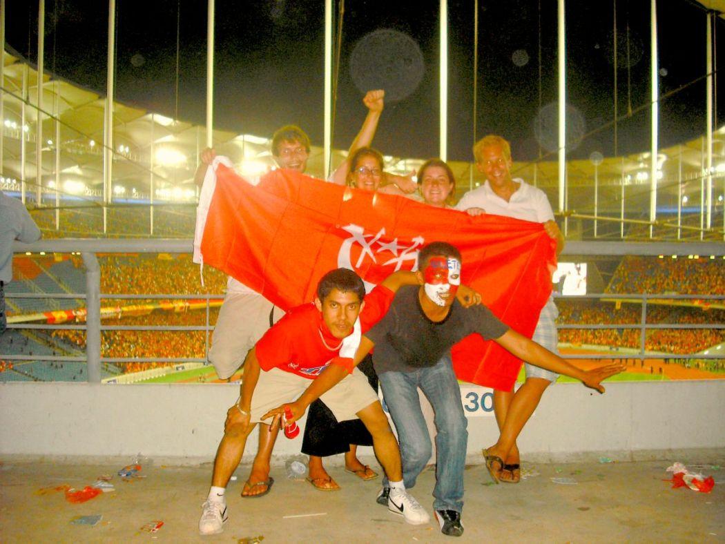 Erlebnis Fussball WM