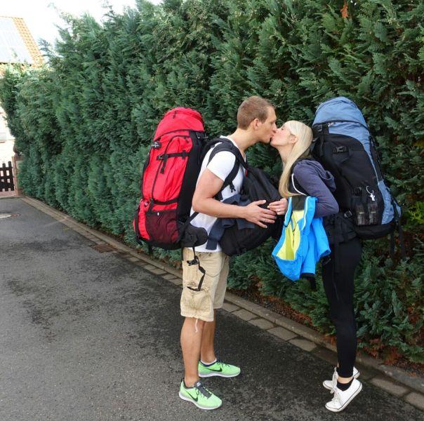 Rucksack oder Koffer?