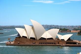 Opera House in Sydney, Australien