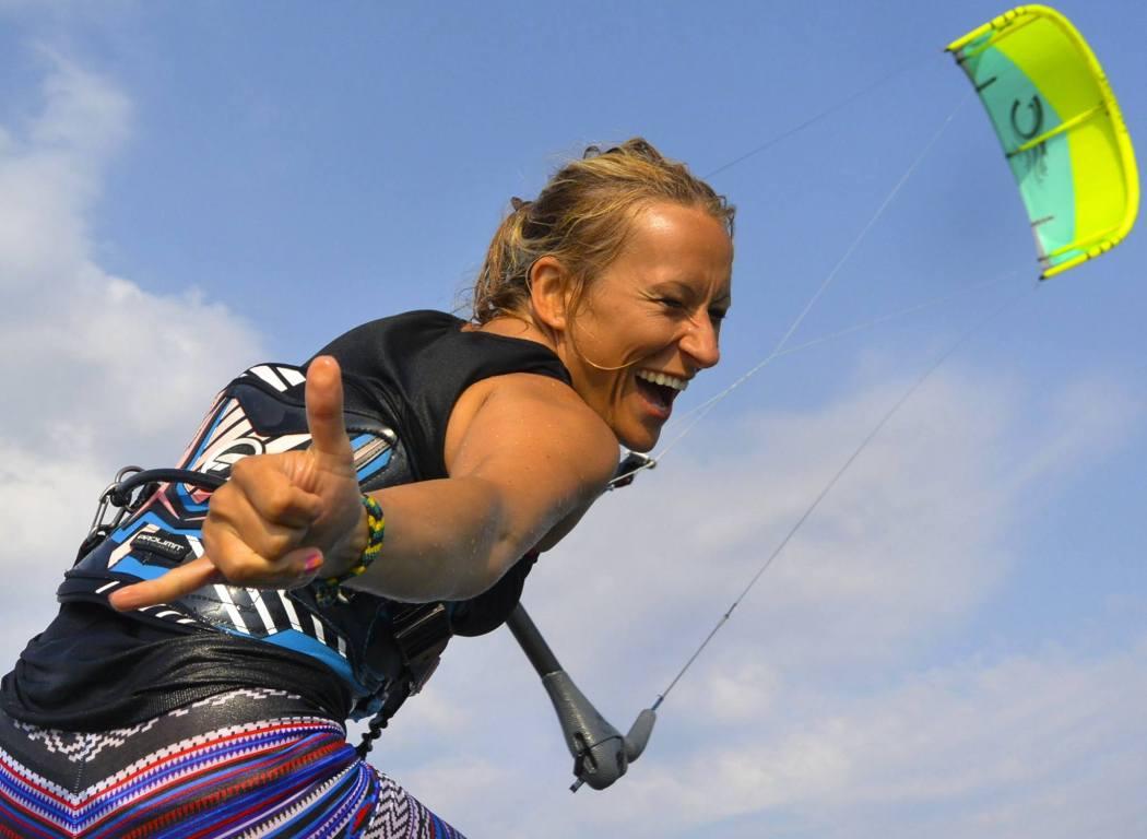 Kite surfen lernen Anfänger Guide