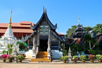 Chiang Mai Sehenswürdigkeiten , Tempel und Highlights