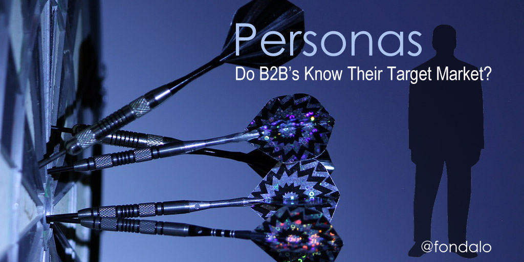 Knowing your B2B Buyer Personas and customer purchase journey